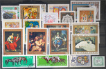 Hungary Hungary-Lot stamps (ST777)   1,50 EUR  +  2,00 EUR shipping