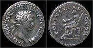 denarius 98-117AD Roman Trajan AR denarius Vesta seated left VF+  129,00 EUR  +  8,00 EUR shipping