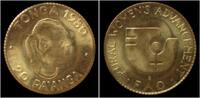 20 pa'anga 1980 Tonga Gold Tonga 20 Pa'anga 1980 EF  89,00 EUR  +  8,00 EUR shipping