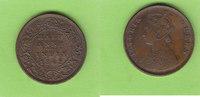Half Anna 1862 Britisch-Indien hübsch, selten in guter Qualität vz/fast... 72,50 EUR  +  4,00 EUR shipping