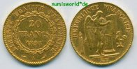Frankreich 20 Francs Frankreich - 20 Francs - 1898