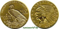 2 1/2 Dollars 1913 USA USA - 2 1/2 Dollars - 1913 vz  295,00 EUR  plus 17,00 EUR verzending