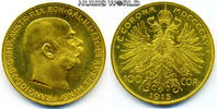 100 Kronen 1915  Österreich / Austria - 100 Kronen - 1915 f. Stg  1185,00 EUR  plus 17,00 EUR verzending