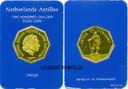 200 Gulden / 200 Guilder 1977 Niederländische Antillen / Netherlands An... 310,00 EUR  plus 17,00 EUR verzending