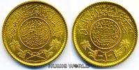 1 Guinea 1950 Saudi Arabien Saudi Arabien - 1 Guinea - 1950 Stg  375,00 EUR  plus 17,00 EUR verzending