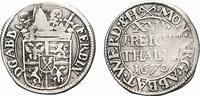 1/16 Taler 1670 Werden Werden und Helmstedt, Abteien Ferdinand von Erwi... 575,00 EUR