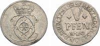 5 Pfennig 1702 HLO Osnabrück Osnabrück, Bistum Karl von Lothringen 1698... 145,00 EUR