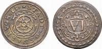 Cu 6 Pfennig 1625 Osnabrück, Stadt  Sehr schön  115,00 EUR  +  5,00 EUR shipping