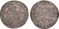 Taler 1558 Deutz Köln, Erzbistum Johann Gebhard von Mansfeld 1558-1562 ... 1075,00 EUR