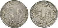 Taler 1605 WA Saalfeld Sachsen-Altenburg Johann Philipp und seine drei ... 325,00 EUR