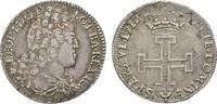 Teston 1712 Nancy Frankreich-Lothringen Leopold Joseph 1690-1729 Winz. ... 175,00 EUR