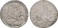 Anhalt-Zerbst 2/3 Taler Carl Wilhelm 1667-1718