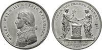 Zinnmedaille 1799 von Johann Christian Brandenburg-Preußen Friedrich Wi... 385,00 EUR free shipping
