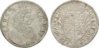 2/3 Taler 1689 IGS Sachsen-Meiningen Bernhard 1680-1706 Winz. Prägeschw... 325,00 EUR free shipping