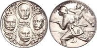 Silbermedaille 1917 Erster Weltkrieg  Selten. Vorzüglich - Stempelglanz  350,00 EUR