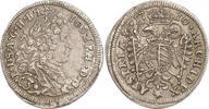 3 Kreuzer 1710 Bayern Kaiserliche Administration 1705-1715. Sehr schön  45,00 EUR