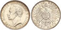 2 Mark 1892  A Sachsen-Weimar-Eisenach Carl Alexander 1853-1901. Pracht... 770,00 EUR free shipping