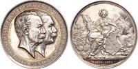 Silbermedaille 1891 Sachsen-Dresden, Stadt  Schöne Patina. Fast Stempel... 400,00 EUR free shipping