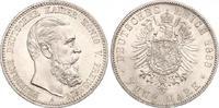 5 Mark 1888  A Preußen Friedrich III. 1888. Prachtexemplar. Fast Stempe... 240,00 EUR