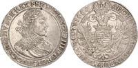 Taler 1654  KB Haus Habsburg Ferdinand III...