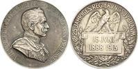 Silbermedaille 1913 Brandenburg-Preußen Wilhelm II. 1888-1918. Mattiert... 500,00 EUR free shipping