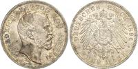 5 Mark 1896  A Anhalt Friedrich I. 1871-1904. Prachtexemplar. Schöne Pa... 3050,00 EUR free shipping