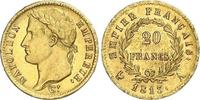 20 Francs Gold 1813  A Frankreich Napoleon I. 1804-1814, 1815. Winzige ... 400,00 EUR free shipping