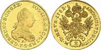 Doppeldukat Gold 1782  E Haus Habsburg Josef II. 1780-1790. Minimaler R... 1450,00 EUR free shipping