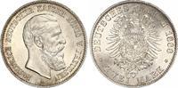 2 Mark 1888 Preußen Friedrich III. 1888. Prachtexemplar. Stempelglanz  140,00 EUR  +  6,00 EUR shipping