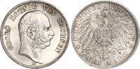 2 Mark 1903 Sachsen Georg 1902-1904. Prachtexemplar. Schöne Patina. Ste... 480,00 EUR free shipping