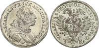 3 Kreuzer 1740 Bayern Karl Albrecht 1726-1745. Feine Patina. Vorzüglich... 190,00 EUR  +  6,00 EUR shipping