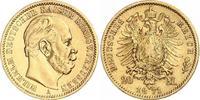 20 Mark Gold 1871  A Preußen Wilhelm I. 1861-1888. Sehr schön+  /  sehr... 500,00 EUR free shipping