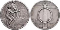 Silbermedaille 1913 Sachsen-Leipzig, Stadt  Mattiert. Feine Patina. Win... 400,00 EUR free shipping