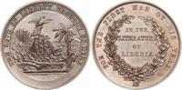 Bronzemedaille  Liberia  Vorzüglich - Stempelglanz  290,00 EUR free shipping