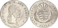 Taler 1816 Sachsen-Albertinische Linie Friedrich August I. 1806-1827. F... 290,00 EUR free shipping