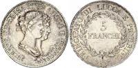 5 Franchi 1807 Italien-Lucca Elisa Bonapar...