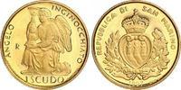 1 Scudo Gold 1997 Italien-San Marino  Polierte Platte  190,00 EUR  +  6,00 EUR shipping