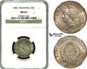 20 Centavos 1882 Argentina  vz/st  219,00 EUR  +  15,00 EUR shipping