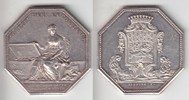 oktagonale Silbermedaille o.J. Frankreich Ludwig XVI. oktagonale Silber... 85,00 EUR  +  5,00 EUR shipping