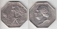 oktagonaler Silberjeton 1818 Frankreich Ludwig XVIII. oktagonaler Silbe... 60,00 EUR  +  5,00 EUR shipping
