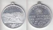 Aluminiummedaille 1892 Schweiz Genf Aluminiummedaille 1892 Zum Gedenken... 55,00 EUR  +  5,00 EUR shipping