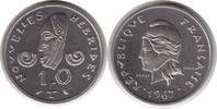 Probe 10 Francs 1967 Französische Kolonien Neue Hebriden Probe 10 Franc... 80,00 EUR  +  5,00 EUR shipping