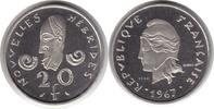 Probe 20 Francs 1967 Französische Kolonien Neue Hebriden Probe 20 Franc... 80,00 EUR  +  5,00 EUR shipping