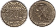 Probe 20 Francs 1964 Komoren Probe 20 Francs 1964 Stempelglanz  80,00 EUR  +  5,00 EUR shipping