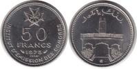 Probe 50 Francs 1975 Komoren Probe 50 Francs 1975 Stempelglanz  80,00 EUR  +  5,00 EUR shipping