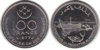 Probe 100 Francs 1977 Komoren Probe 100 Francs 1977 Stempelglanz  80,00 EUR  +  5,00 EUR shipping
