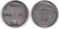 5 Pesetas 1809 Spanien Tarragona Ferdinand VII. 1808-1833 Kleiner Kratz... 255,00 EUR  +  5,00 EUR shipping