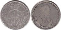 2/3 Taler 1765 Reuss-jüngere Linie zu Ebersdorf Heinrich XXIV. 2/3 Tale... 145,00 EUR