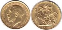 Sovereign 1918 Australien George V. Gold Sovereign 1918 M, Melbourne GO... 315,00 EUR  +  5,00 EUR shipping