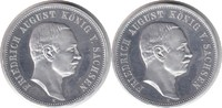 Probe 3 Mark o.J. Kaiserreich Sachsen Probe 3 Mark o.J. (1908-1913) Ver... 1050,00 EUR free shipping